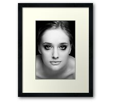 Belle of Arthur's Creek Framed Print