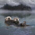 Spirit Otter by Tammara