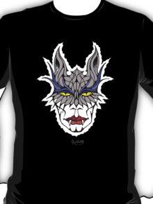 Vampire Cat Woman T-Shirt