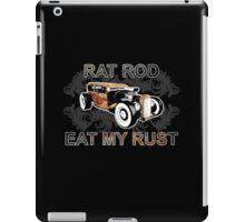 Rat Rod Eat My Rust iPad Case/Skin