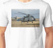 Westland Sea King HAS.5 ZA136/B-40 at RAF Stanley Unisex T-Shirt