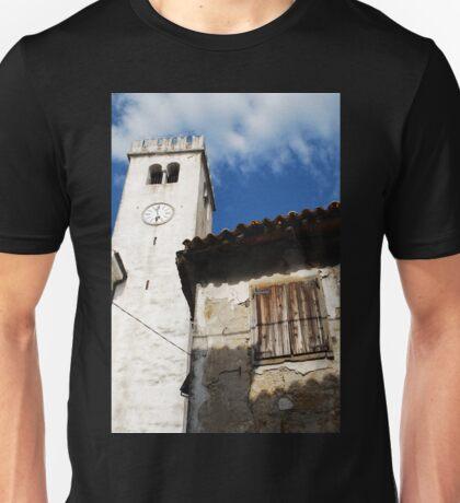 Buildings in Smartno Unisex T-Shirt