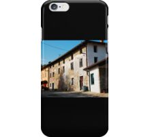 Buildings in Smartno  iPhone Case/Skin