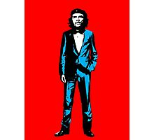Che Guevara, well to do revolutionary about town Photographic Print