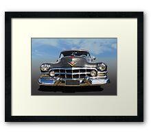 Caddie Framed Print