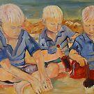The Boys by Robin Borland
