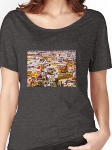 Rooftops of Seville Women's Relaxed Fit T-Shirt