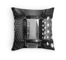 you grate on my nerves Throw Pillow