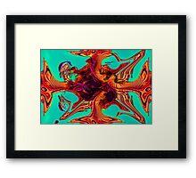 The Dragons Framed Print