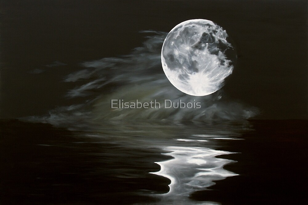 the fullest moon by Elisabeth Dubois