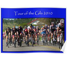 Tour of the Gila 2010 Poster