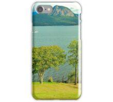 Lake Moogerah View iPhone Case/Skin