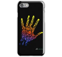 Touch the sunset iPhone Case/Skin