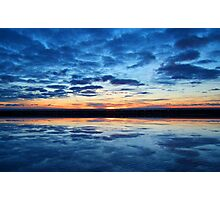Clouds on the Water © Photographic Print
