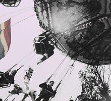 Flying High by Lazereth-Art