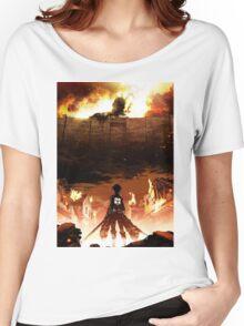 Eren Jaeger Women's Relaxed Fit T-Shirt