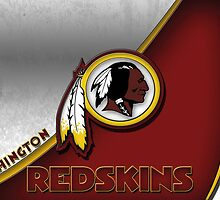 Washington Redskins by mandanda4ever