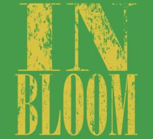 Nevermind In Bloom T Shirts, Stickers and Other Gifts Kids Clothes