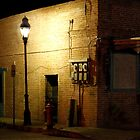 Closed For The Night - Mesilla, NMex by Larry3