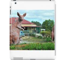 The Big Kangaroos iPad Case/Skin