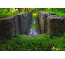 Millville Lock  Photographic Print