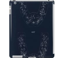 Briggs & Company Patent Transferring Papers Kate Greenaway 1886 0195 Inverted iPad Case/Skin
