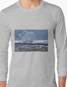 Ocean Spray, Bunbury, Western Australia Long Sleeve T-Shirt
