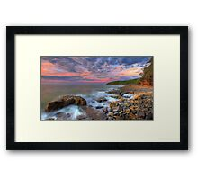 Tea Tree Bay - Noosa Heads Framed Print