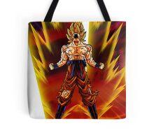 Goku Super Saiyan Tote Bag
