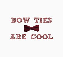 Doctor Who - Bow Ties are cool #1 Unisex T-Shirt