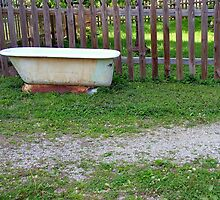outdoor bathing? by patticake