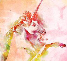 Unicorn by orangpalsu