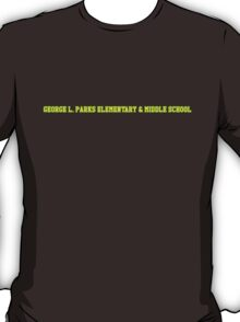 GEORGE L. PARKS ELEMENTARY & MIDDLE SCHOOL T-Shirt