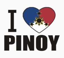I LOVE PINOY by S DOT SLAUGHTER