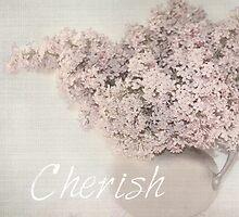 Lilacs in Spring  Cherish by BornBarefoot