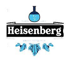 Heisenberg (Heineken parody) Breaking Bad Photographic Print
