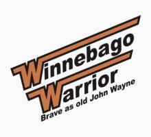Winnebago Warrior - Dead Kennedys by Fitcharoo