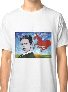 Tesla Knows Classic T-Shirt