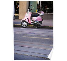 Pink Charming Poster