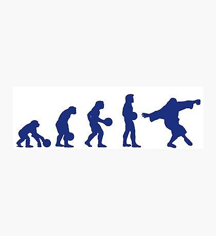 Lebowski Evolution Photographic Print