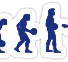 Lebowski Evolution Sticker
