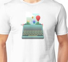 Write your story Unisex T-Shirt