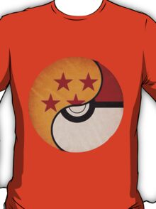 Dragonball pokeball T-Shirt