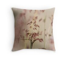 Winter Shades and Simple things Throw Pillow