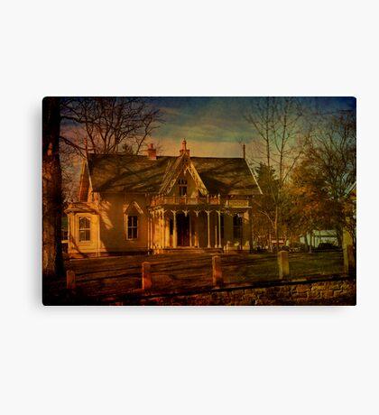 Finn House Canvas Print