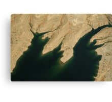 Las Vegas: Lake Mead 002 Canvas Print