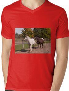 Xerox and Zoe - NNEP Ottaw, ON Mens V-Neck T-Shirt