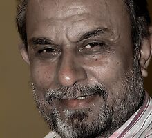 Portrait of an Artist by prakhar