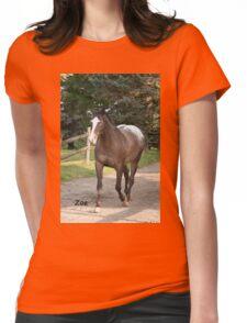 Zoe - NNEP Ottawa, ON Womens Fitted T-Shirt