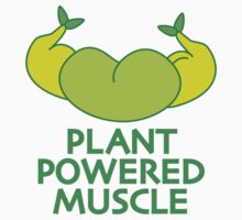 Plant Powered Muscle: Broad Bean by beaneatsgreens
